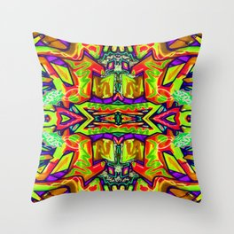 Pattern-226 Throw Pillow