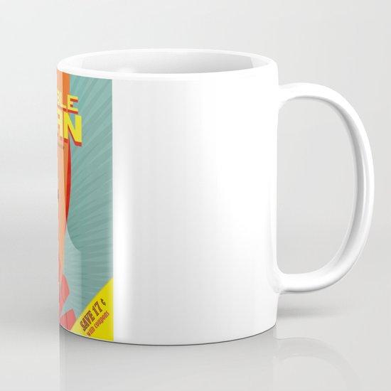 ironman fan art Mug