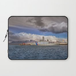 Icelandic Coast Guard   Reykjavik Laptop Sleeve