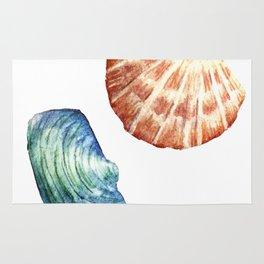 Colorful Shells Rug