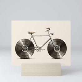 Velophone Mini Art Print