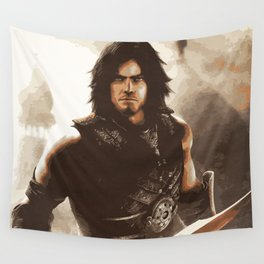 Prince Wall Tapestry