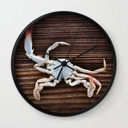 Crabby Wall Clock