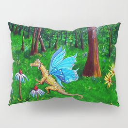 Discussion in the Woods Pillow Sham