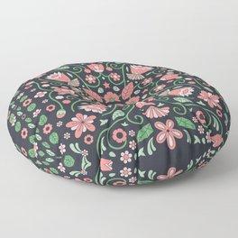 Floral_Relish_03b Floor Pillow