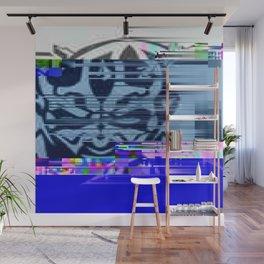 Glitchy Maul Wall Mural