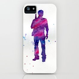 Dean Winchester iPhone Case