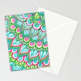 Sharpie Doodle 8 Stationery Cards