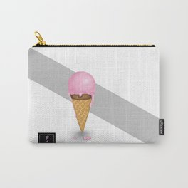 you can't get enough ice cream can you? Carry-All Pouch