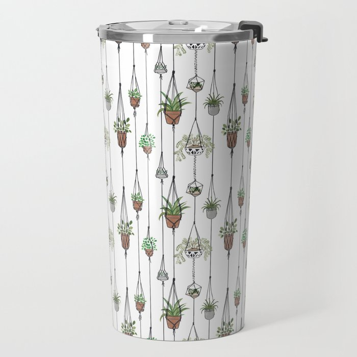 Hanging Plants Travel Mug