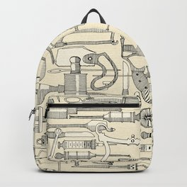 fiendish incisions cream Backpack