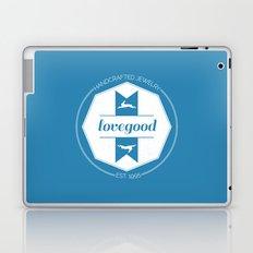Lovegood Handcrafted Jewelry Laptop & iPad Skin