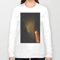 atlas Long Sleeve T-shirts featuring Atlas Life by Tanner Albert