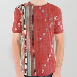 Fethiye Southwest Anatolian Camel Cover Print All Over Graphic Tee