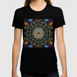 Mandala of aristocracy 2 T-shirt