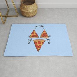 Pizza Bikini Rug