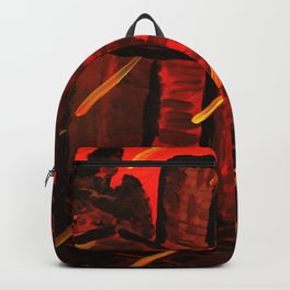 Fire Sky Backpack