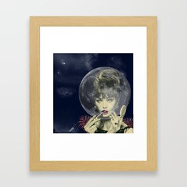 'MERCIA Framed Art Print