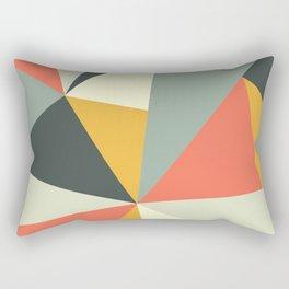 Mid Century 01 Rectangular Pillow