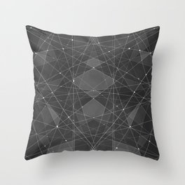 Constellations 2 Throw Pillow