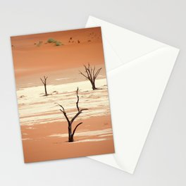 NAMIBIA ... Deadvlei III Stationery Cards