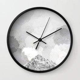 Rosie's mountain Wall Clock