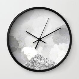 Rosie's mountain Wall Clock