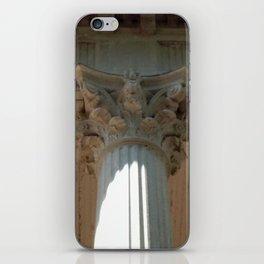 Corinth Column iPhone Skin