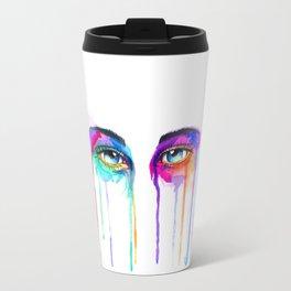 Intense Stare Travel Mug