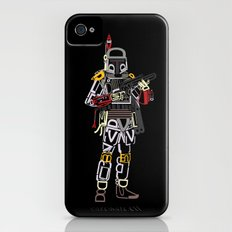 Boba Font iPhone (4, 4s) Slim Case