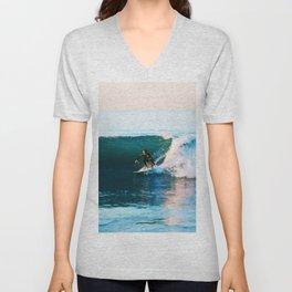 Warm Surf Unisex V-Neck