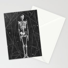 Oh Shit... a Skeleton... Stationery Cards