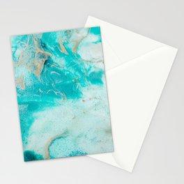 """Tides of Change   """"Sand Bar"""" (1) Stationery Cards"""