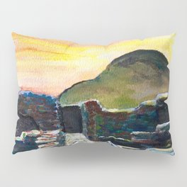 Delos Island, Greece Pillow Sham