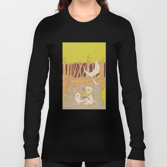 Caelum and the Lost Ones Long Sleeve T-shirt