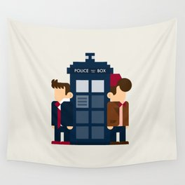 Doctor Who 10th & 11th Wall Tapestry