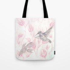 Delicate Symphony Tote Bag