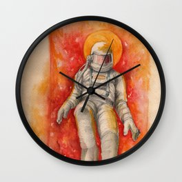 Rage Against the Dying of the Light Wall Clock