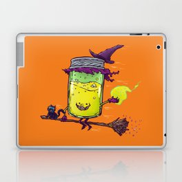 The Witch Jam Laptop & iPad Skin