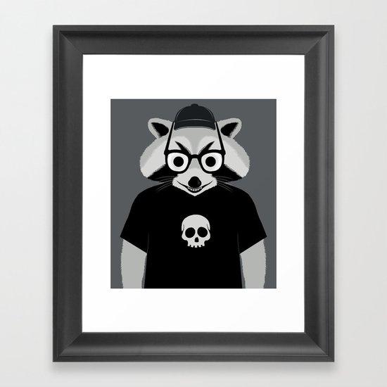 raccool Framed Art Print