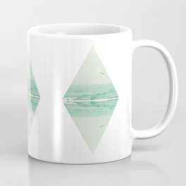 Parallel Waves Coffee Mug