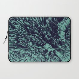 TURQUOISE WAVES Laptop Sleeve