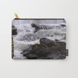Lowell Tannery Hydro Dam Spring Rush Carry-All Pouch