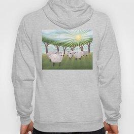 sunshine sheep Hoody
