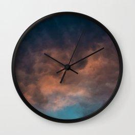 Heavens Above Wall Clock