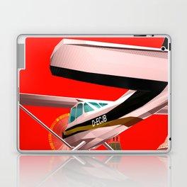 Squared: Mathias Rust Laptop & iPad Skin
