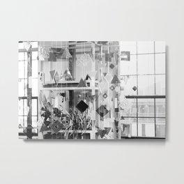 Hanging Art Metal Print