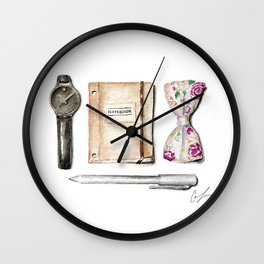 The Essentials Wall Clock
