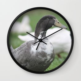 Looking for Something Scrumptious Wall Clock