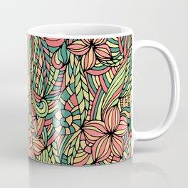 Floral delicate pattern Coffee Mug